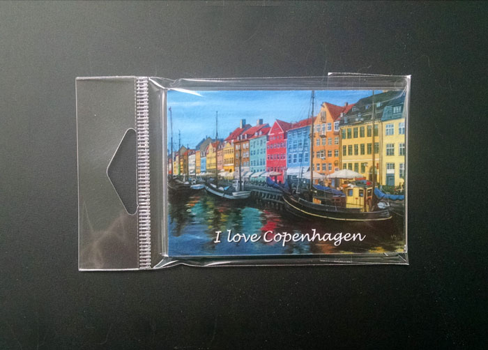 """NYHAVEN STREET CANAL"" - Magnet"