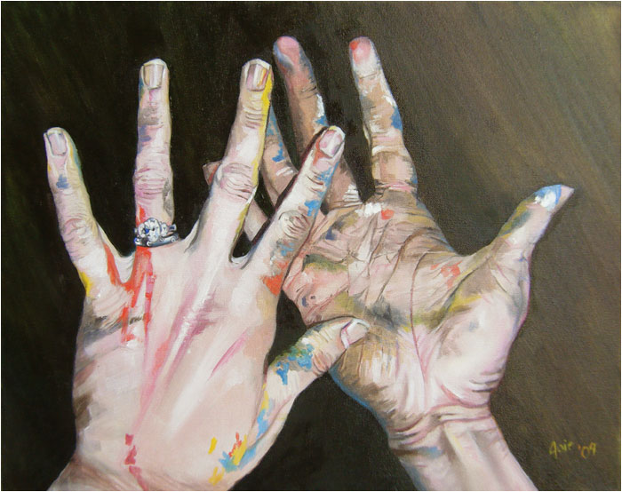 Self Portrait: My Hands