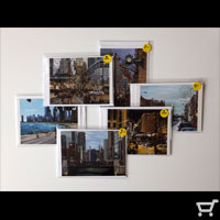 Chicago greeting card variety pack